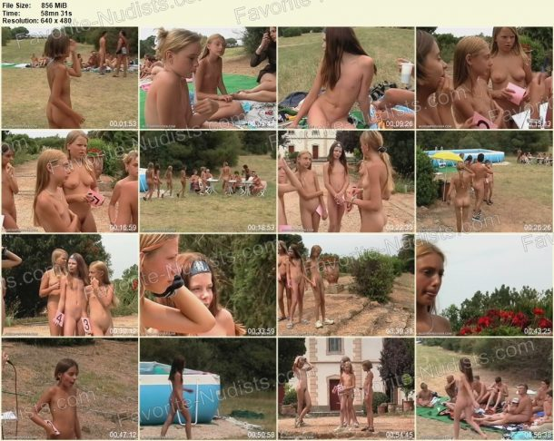 Junior Nudist Contest 3 - snapshot