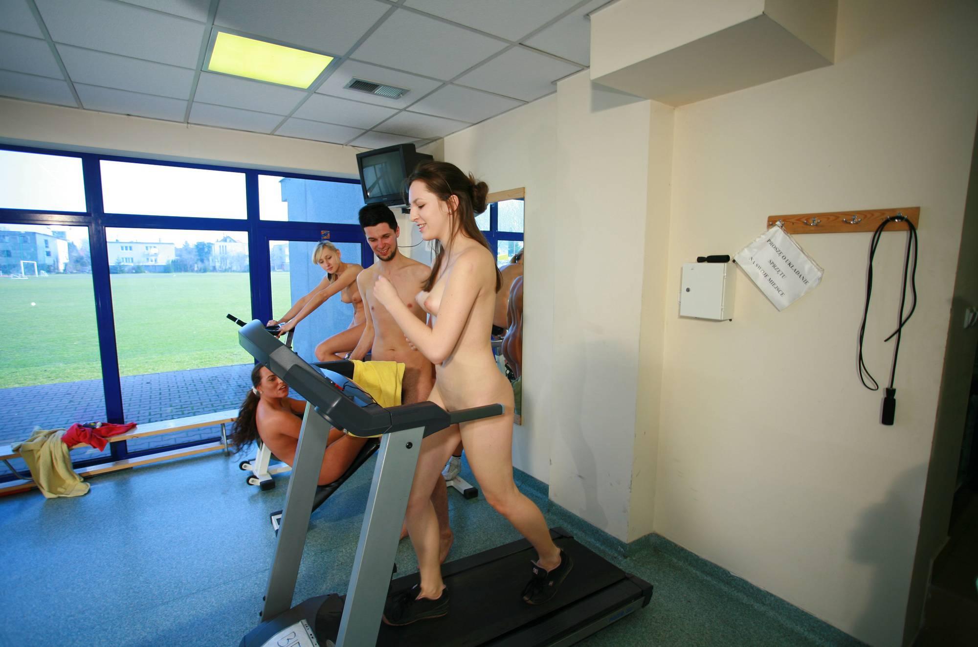 Scuba Gym 2nd Workout - 1