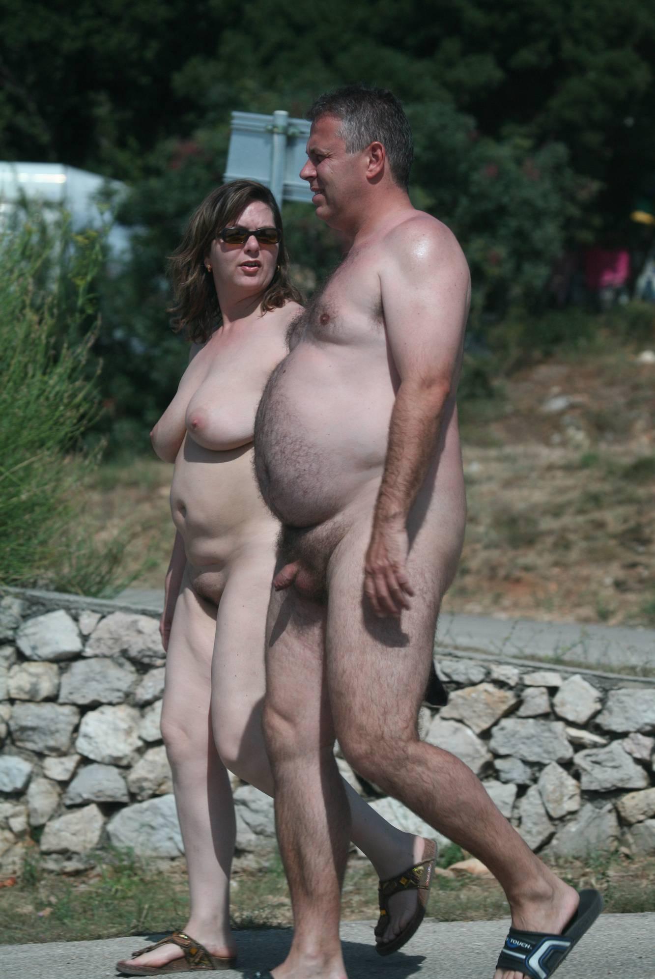 Nudist Gallery Shower-Wall Bath Parents - 1