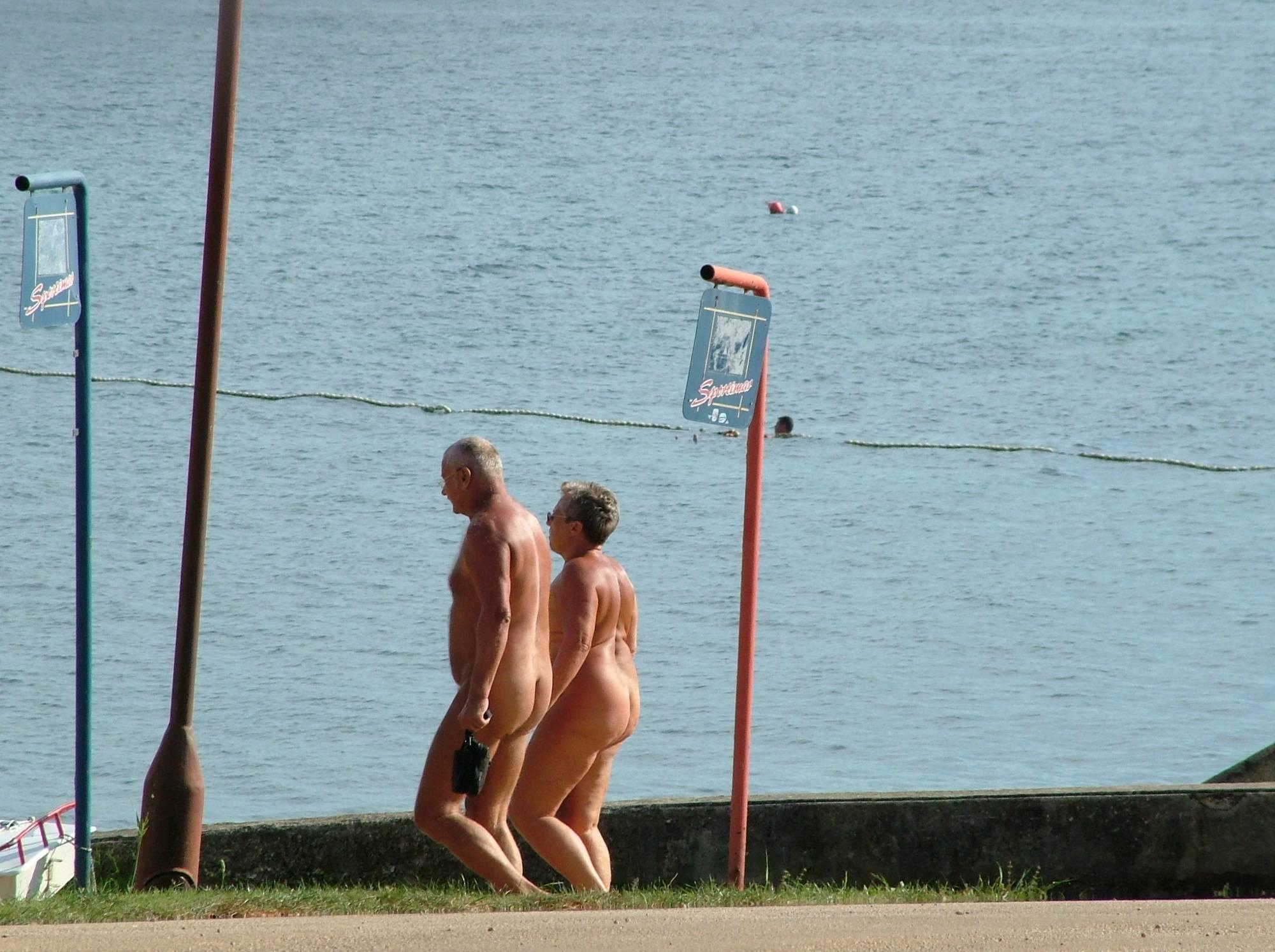 Nudist Gallery Sunny FKK Marine Shore - 1