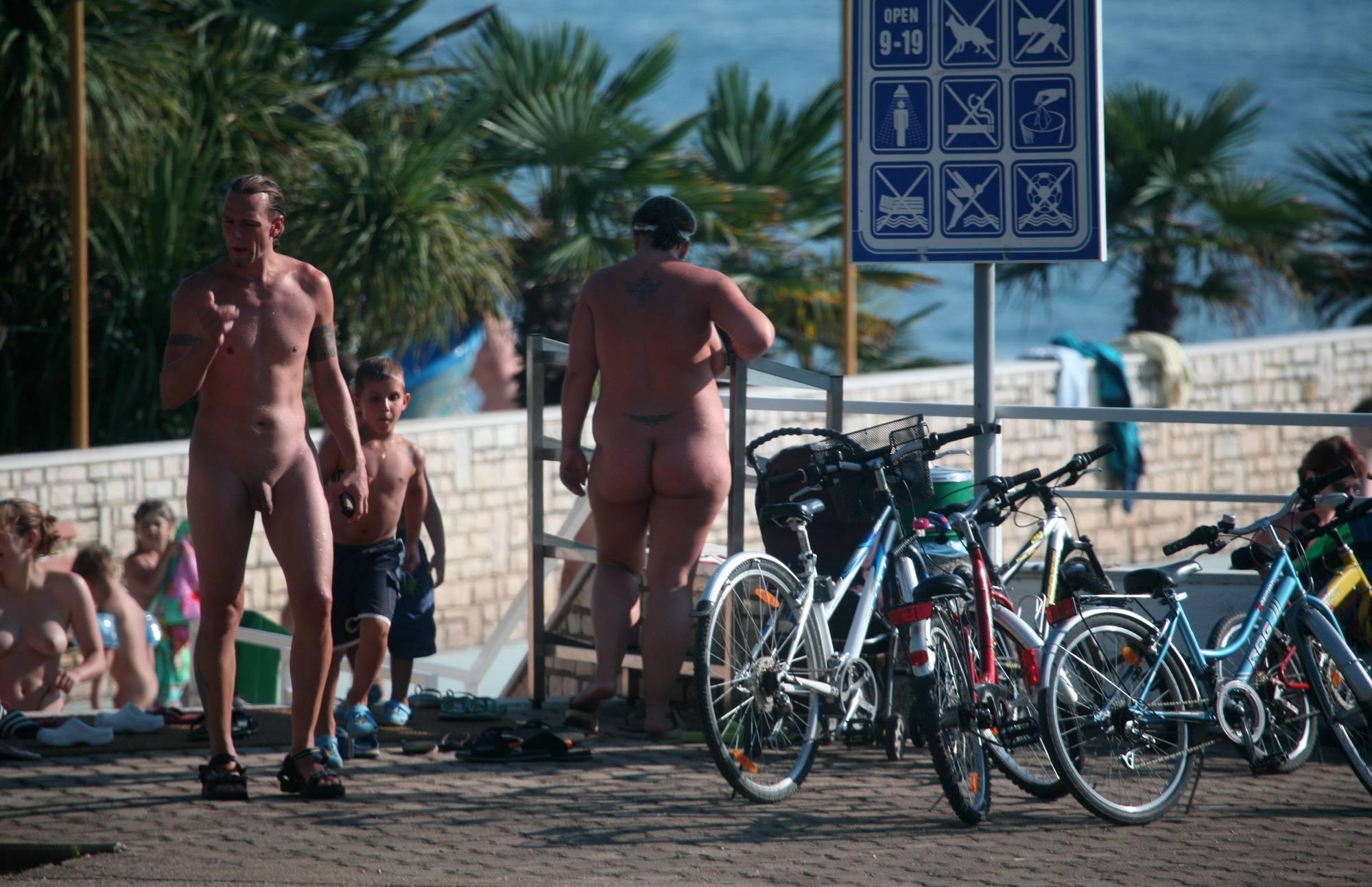 Nudist Photos The Grand Pool Entrance - 1