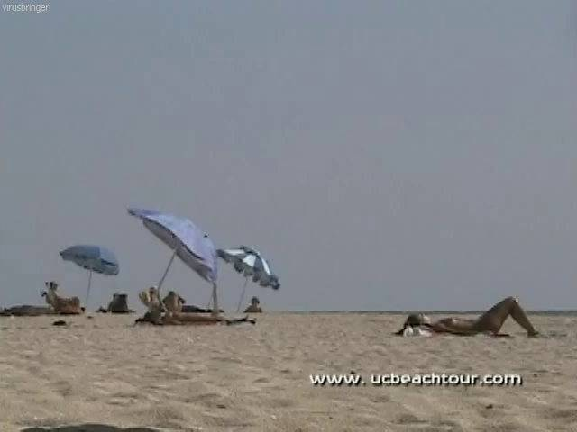 Naturist Videos U.S. Nude Beaches Vol. 13 - 2