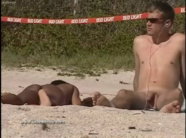 Naturist Videos U.S. Nude Beaches Vol. 19 - 1