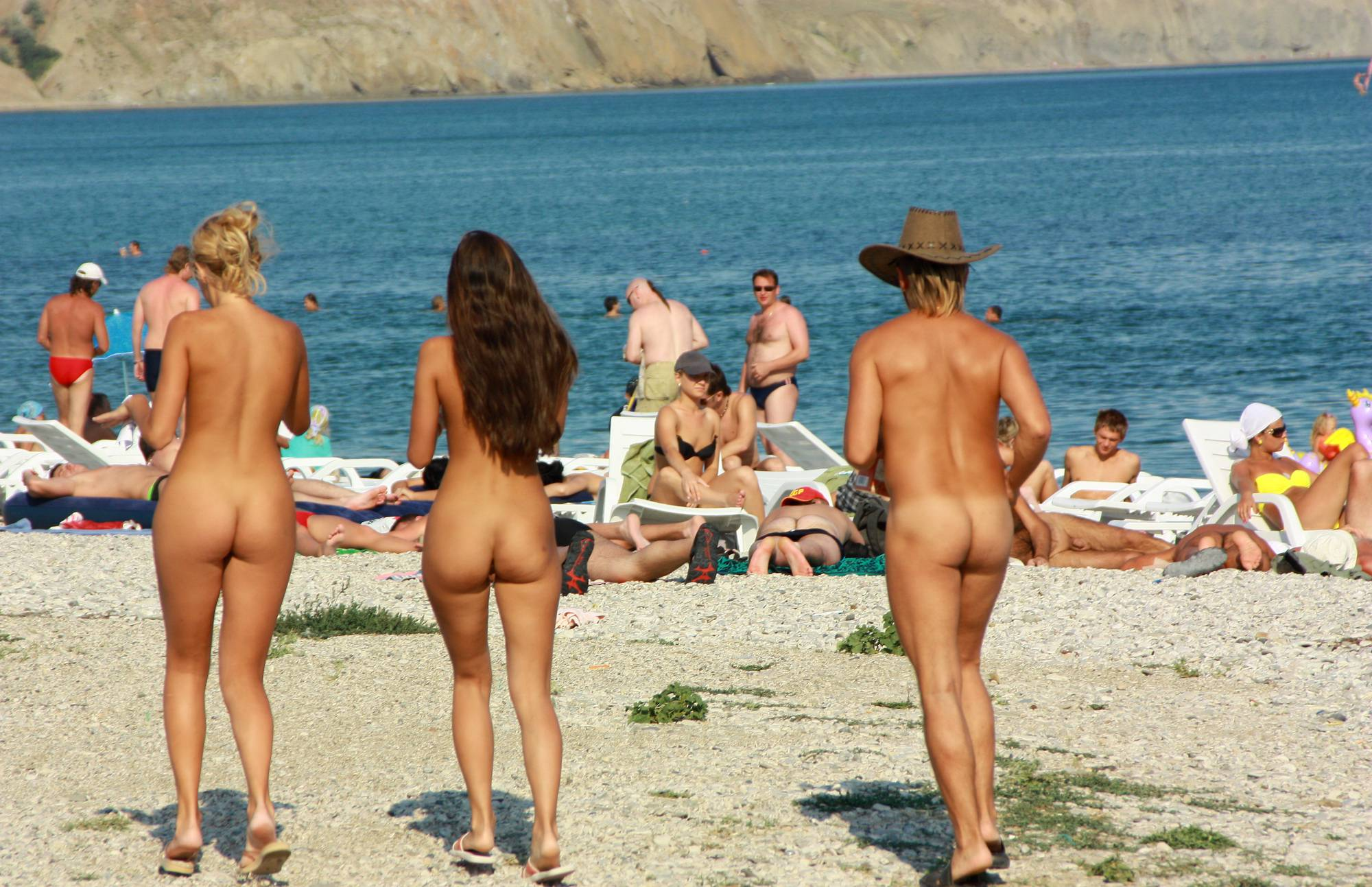 Nudist Photos Ukraine Beach Collection - 1