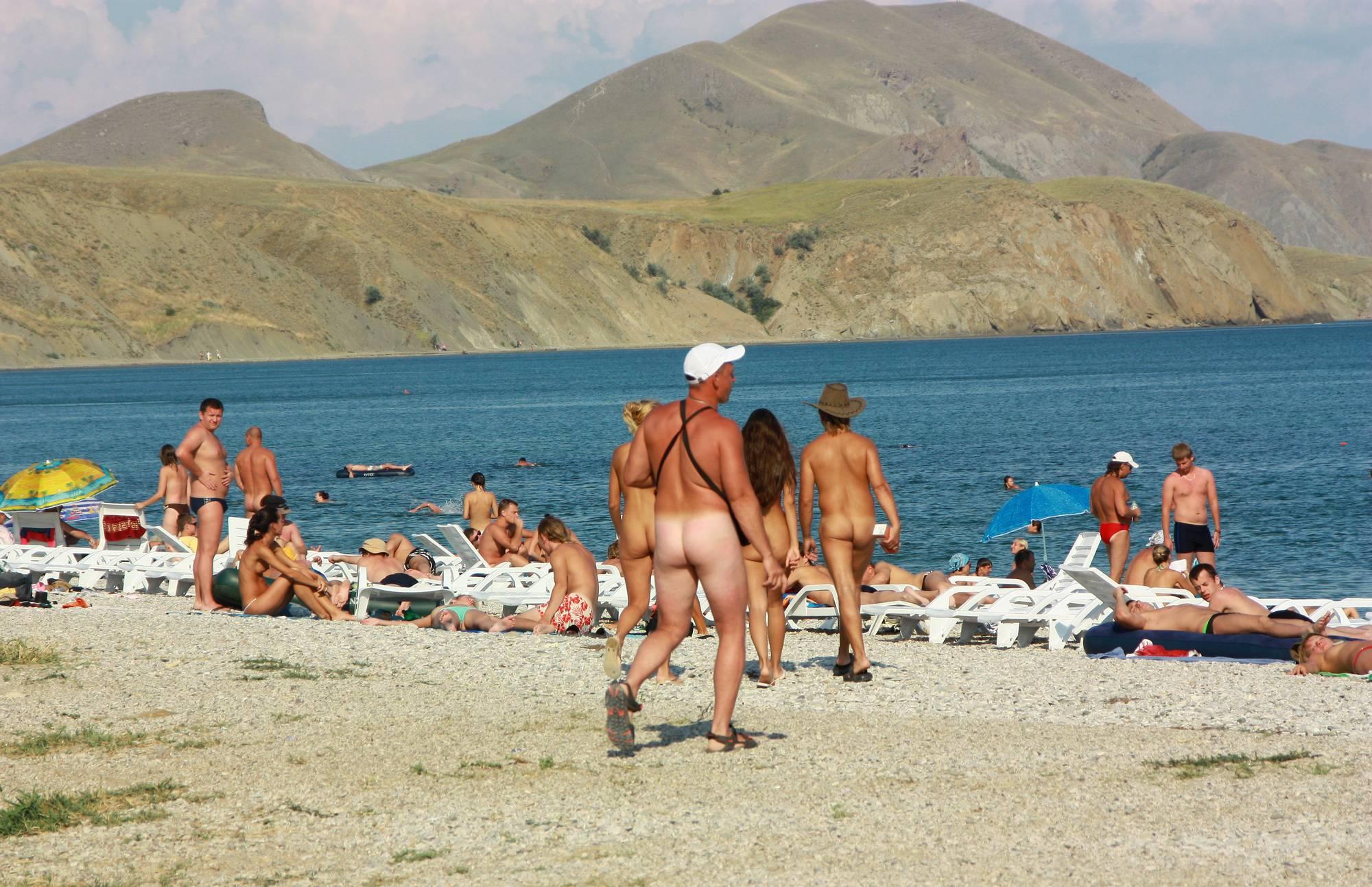 Nudist Photos Ukraine Beach Collection - 2