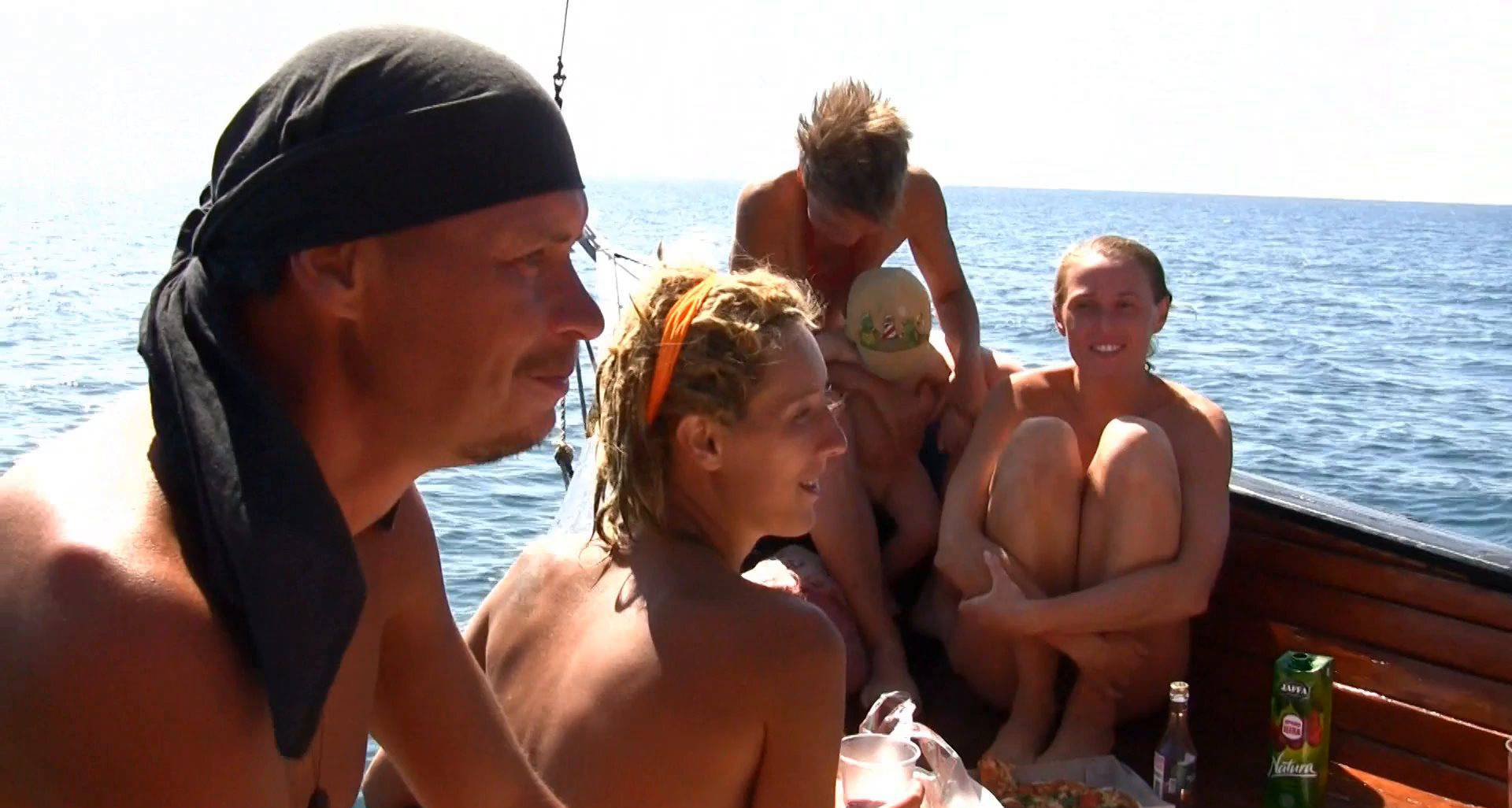 FKK Videos Ukrainian Sea Boating - 2