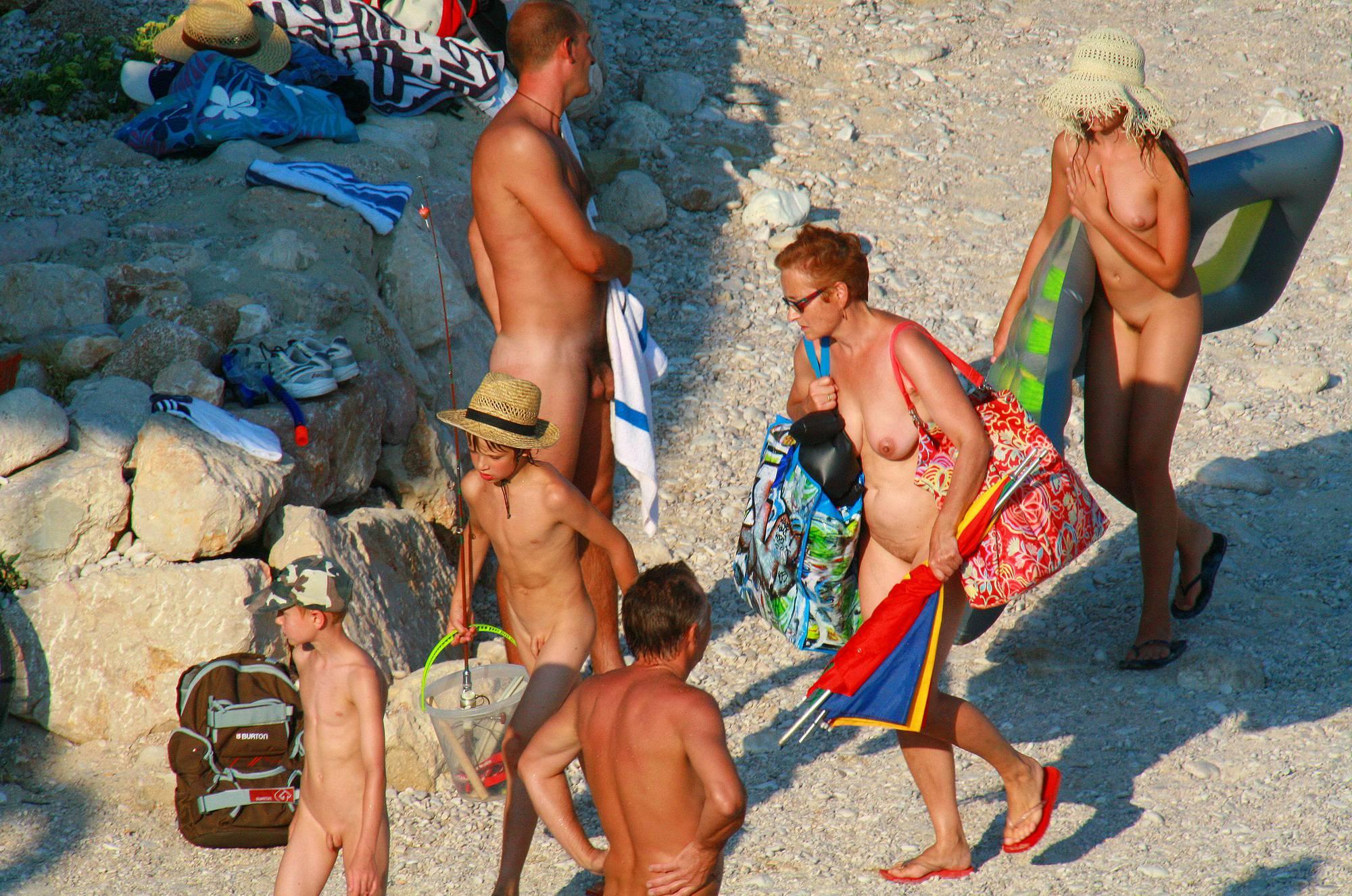 Nudist Pics Ula FKK Beach Family Area - 1