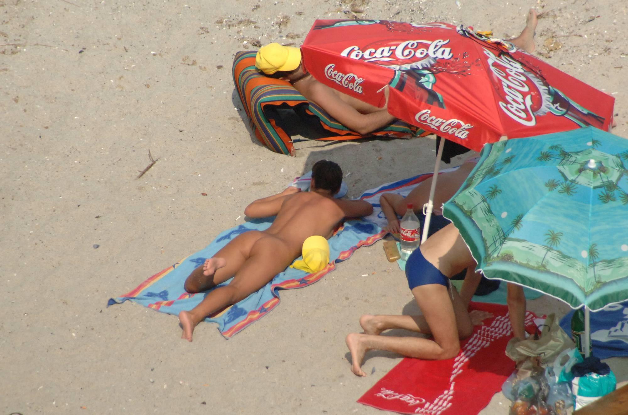 Nudist Gallery Verna Beach-Front Family - 1