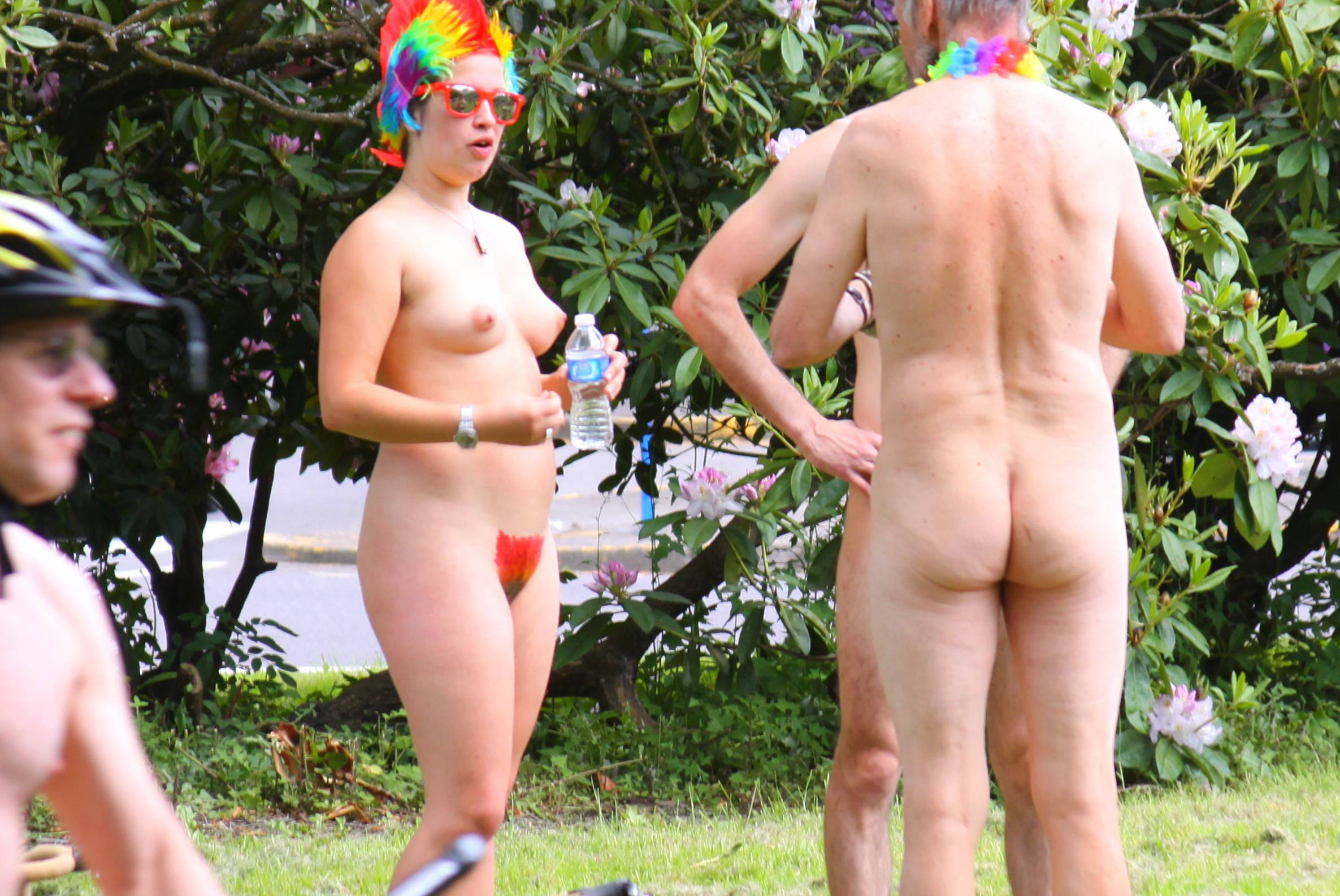 World Naked Bike Ride (WNBR) 2011 - 1