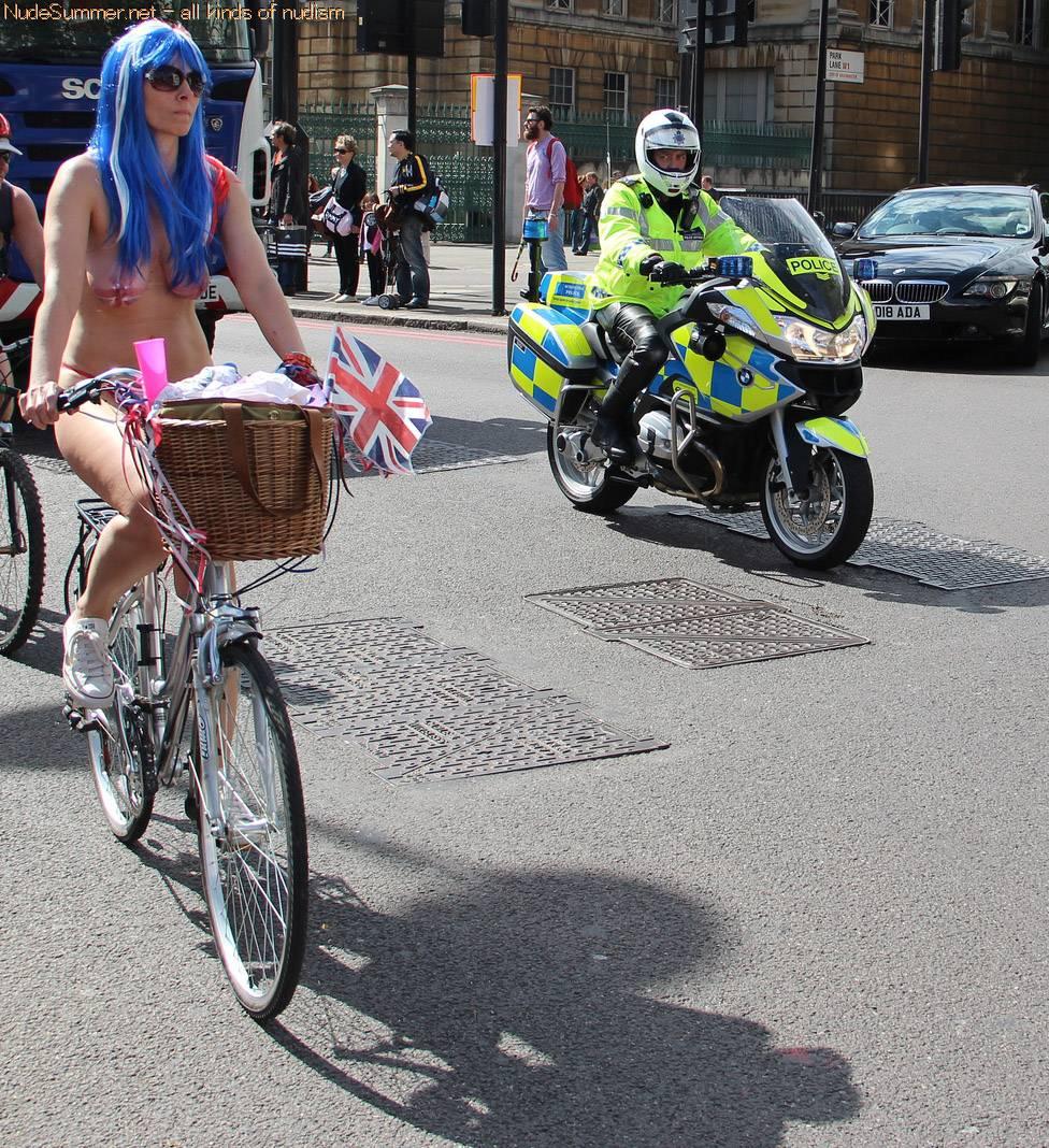Nudist Gallery World Naked Bike Ride (WNBR) 2012 Part 1 - 1