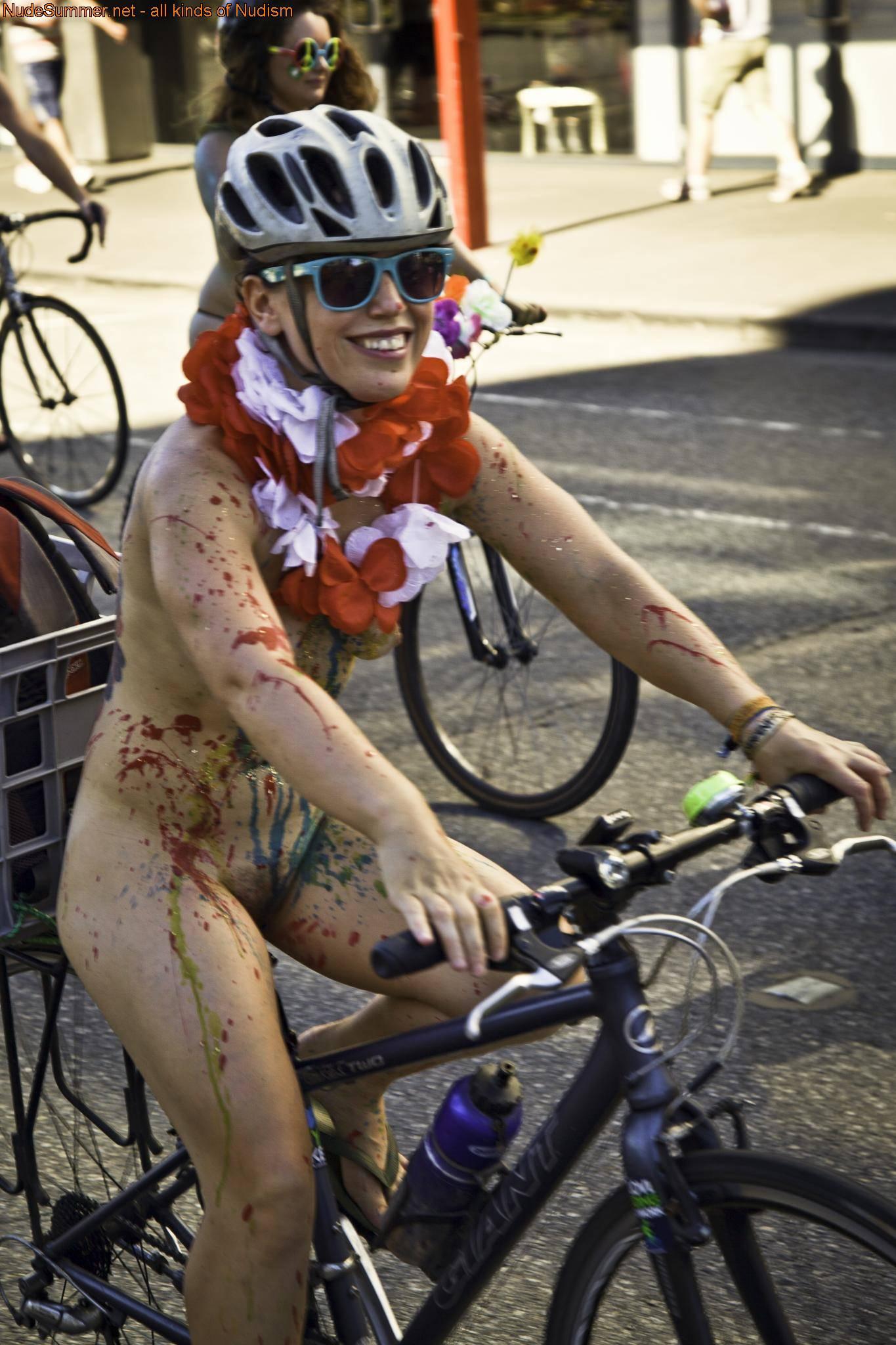 World Naked Bike Ride (WNBR) 2013 - 2